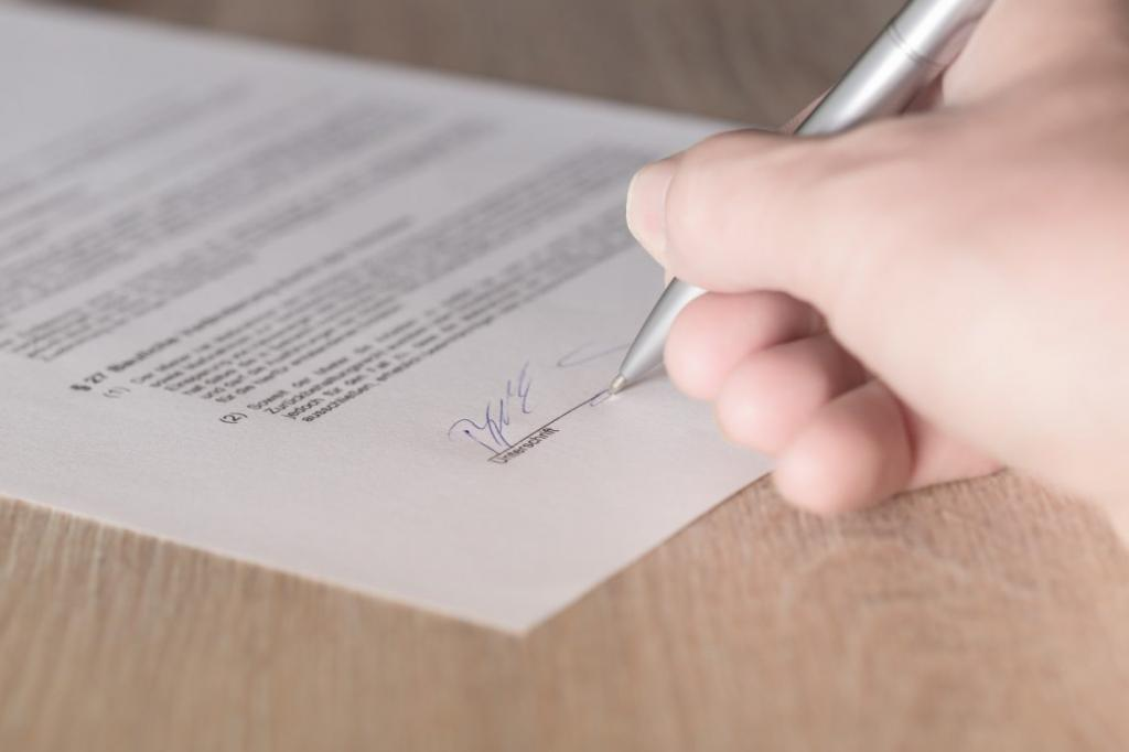 Основания для заключения договора