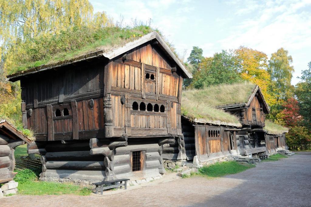 Хозяйственные постройки дома