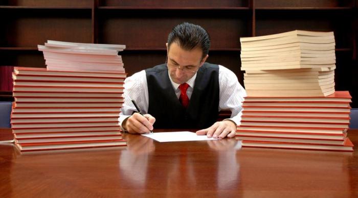 бланк доверенности на подписание договоров