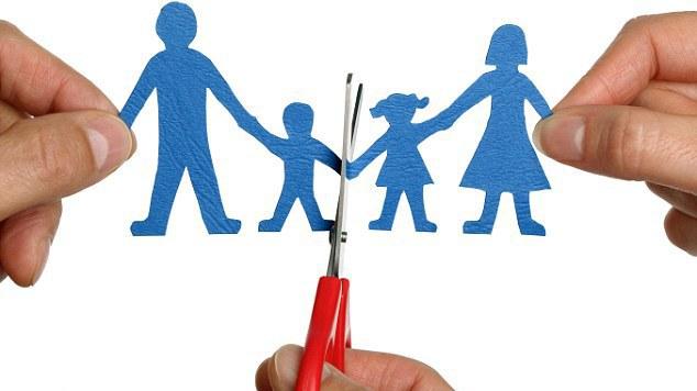 Заявление об определении порядка общения с ребенком