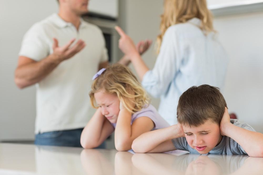 Оформить развод при наличии несовершеннолетних детей