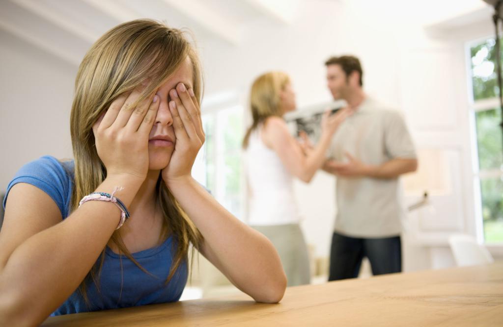 Процесс развода при наличии несовершеннолетних детей