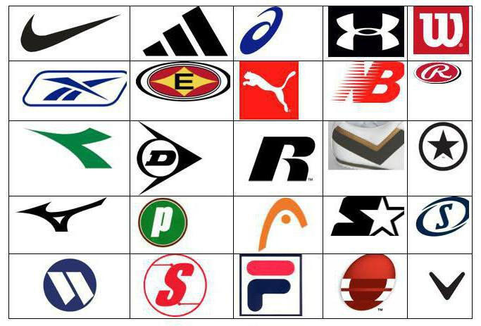 c5488a212e3 Популярные бренды спортивной одежды. Список лучших производителей ...