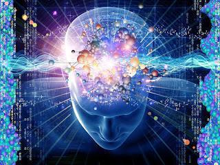 Мысль материализуется и трансформируется, как это происходит