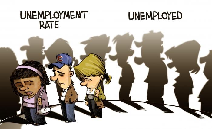 скрытая безработица