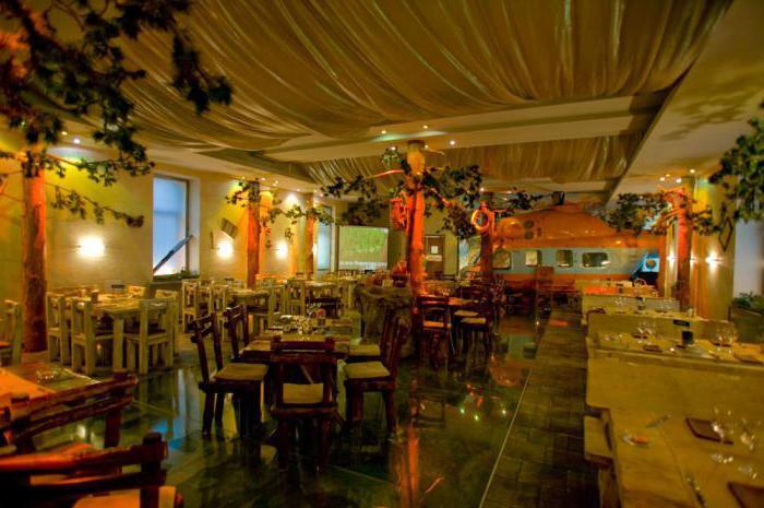 Самые необычные рестораны в Москве