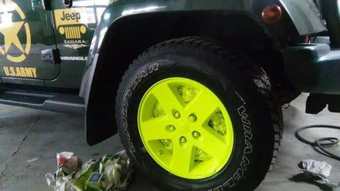 Покраска автомобиля жидкой резиной: плюсы и минусы, отзывы
