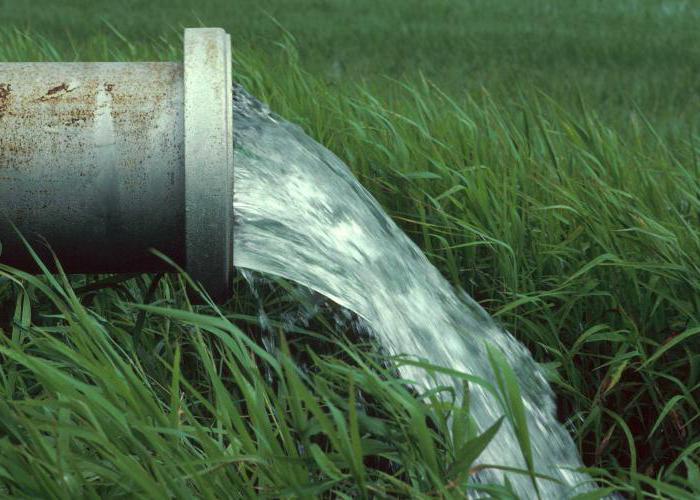Источники водоснабжения: виды, назначение, охрана