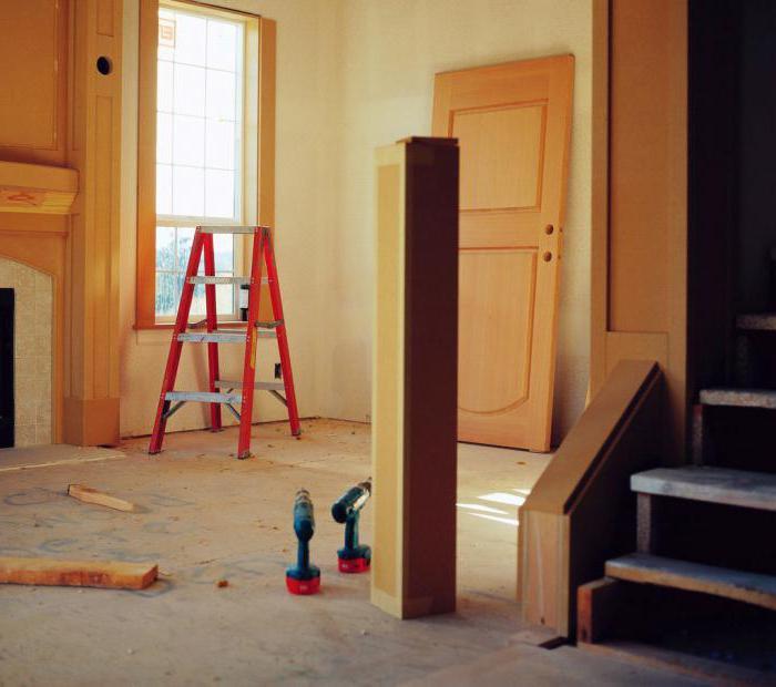 Отличие текущего ремонта от капитального ремонта