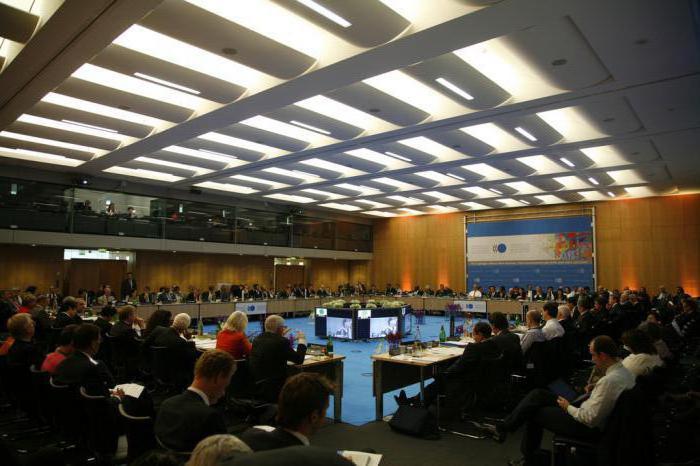Организация экономического сотрудничества и развития