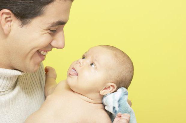 Добровольное признание отцовства вне брака