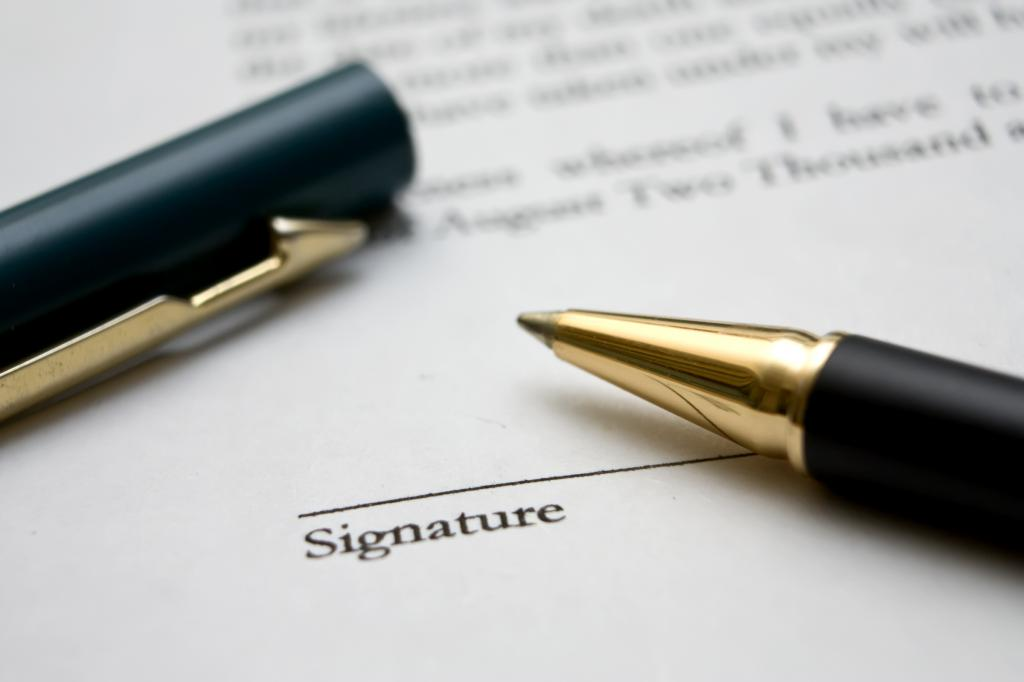 Кто может подписывать первичные документы? Обязательные реквизиты первичных документов