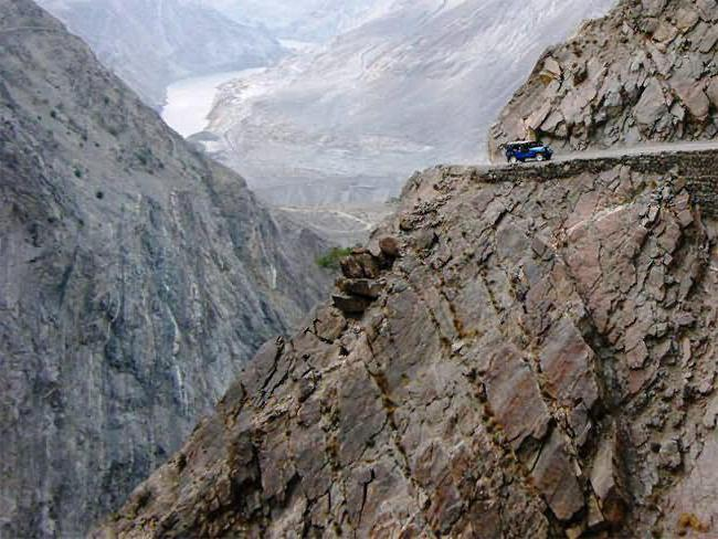 Самая опасная в мире дорога: описание, название, история и интересные факты