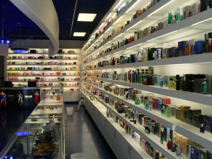 Как назвать магазин косметики и парфюмерии?