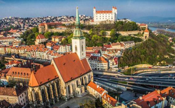 Иммиграция в словакию пенсионеров туры в словакию из израиля