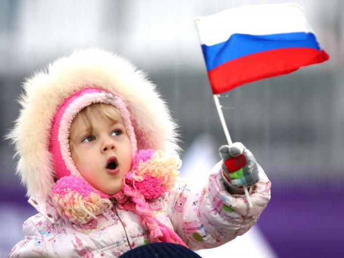 Гражданство ребенка: оформление документов по закону