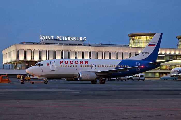 Сколько аэропортов в Санкт-Петербурге для пассажирских сообщений?