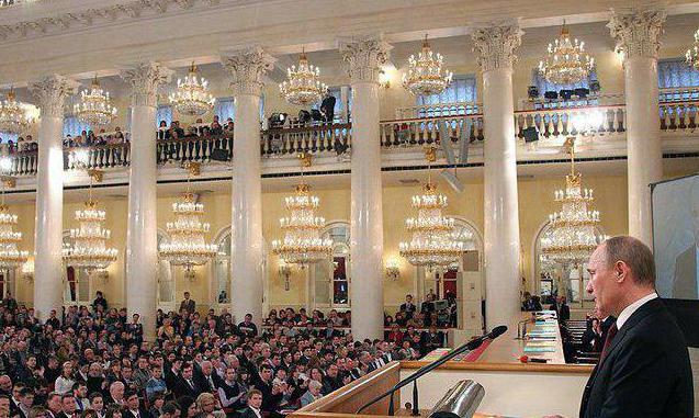 Федеральное Собрание - это представительный и законодательный орган Российской Федерации