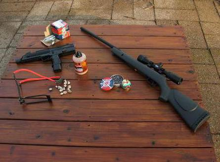 Действие медсправки на оружие