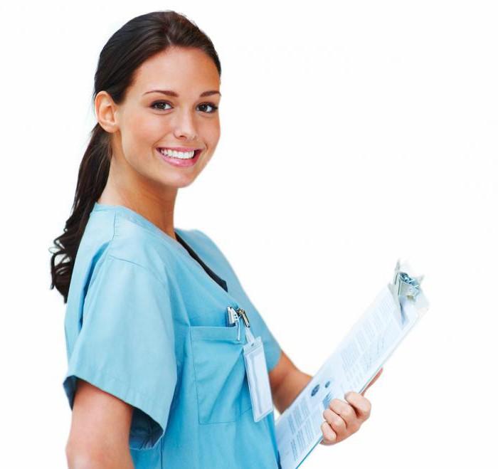 Функциональные обязанности медсестры поликлиники