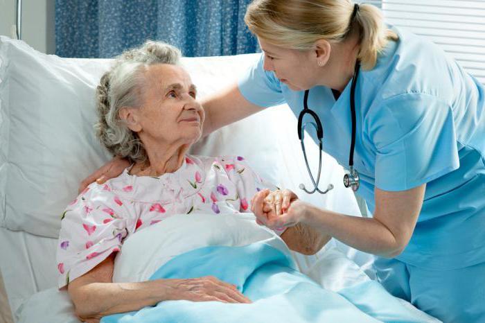 Функциональные обязанности медсестры отделения