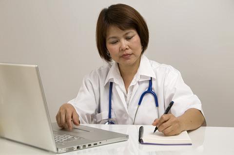 оформление портфолио медсестры