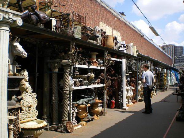 Блошиные рынки в Москве и Подмосковье: адреса