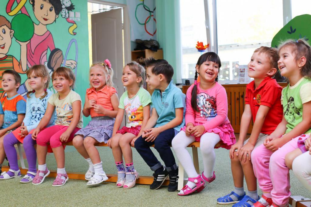 С какого возраста берут в детский сад по закону?