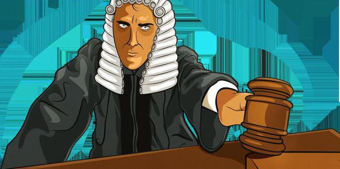 акты судебных инстанций