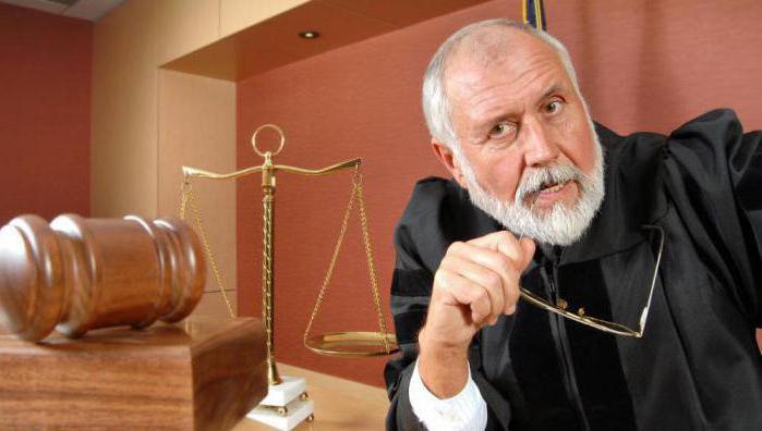 судебные инстанции рф