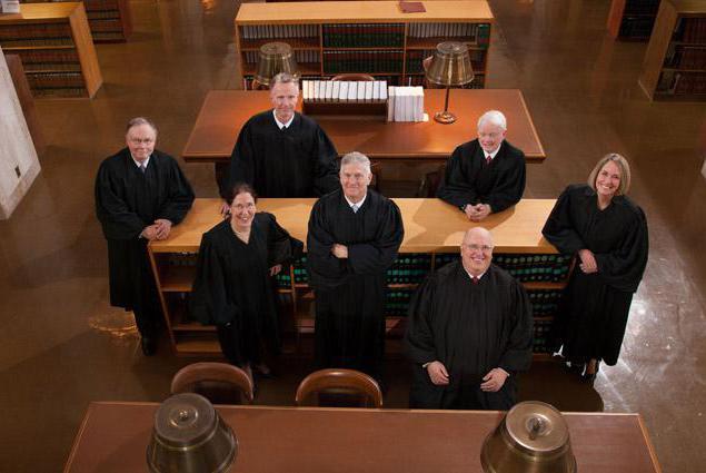 Инстанции судов: понятие, виды и описание