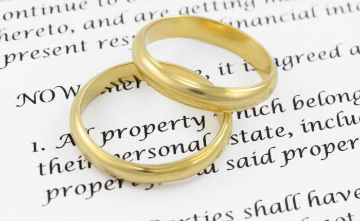 Брачный контракт: плюсы и минусы его заключения