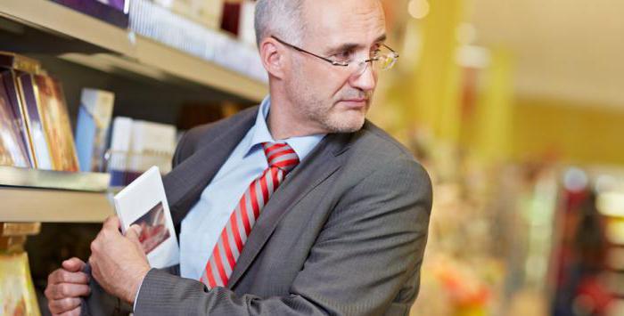 Ответственность за воровство в магазинах