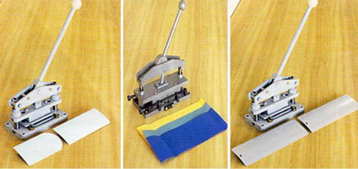 Оборудование для производства рулонных штор: описание, комплектующие