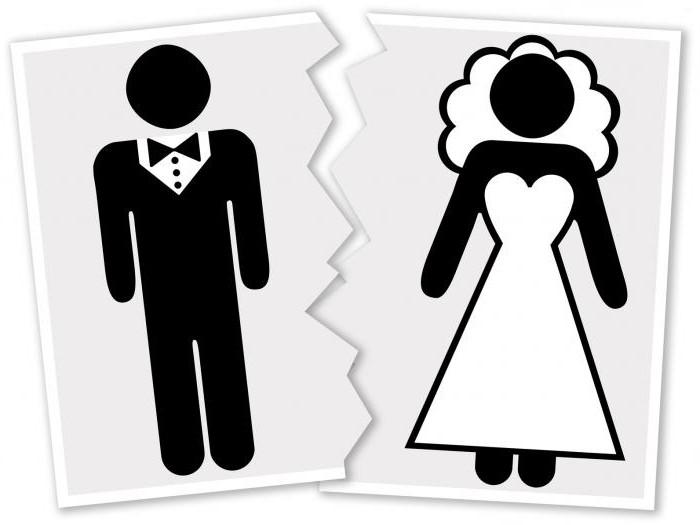 Где нужно подавать на развод