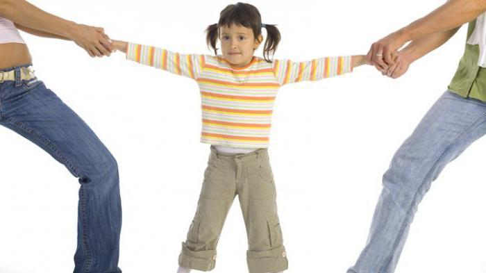 Где подавать на развод если есть ребёнок
