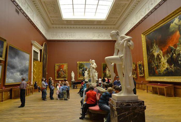 Михайловский дворец в Санкт-Петербурге: описание, адрес, фото