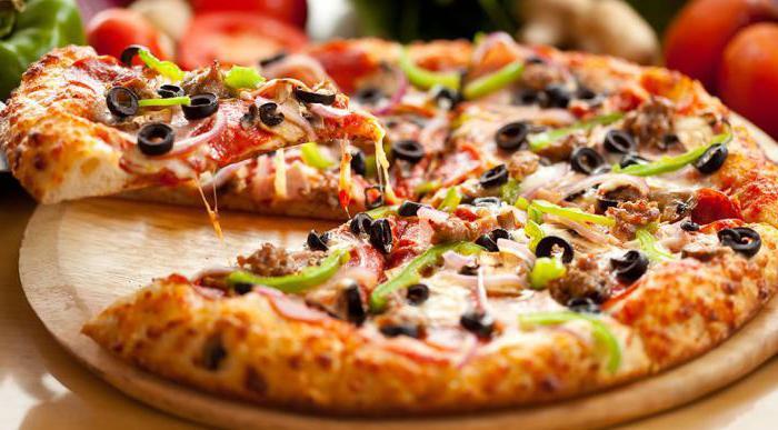 Технология приготовления пиццы. Технология приготовления теста для пиццы