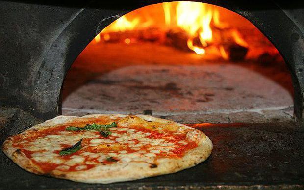 Технология приготовления пиццы