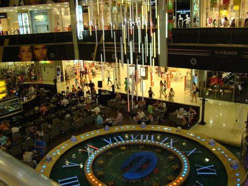 Крупные торговые центры в Москве: полный комплекс услуг и развлечений