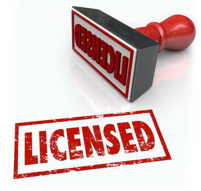 Что такое лицензия? Подробный разбор