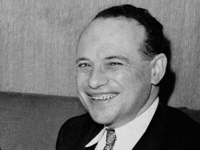 Бенджамин Грэхем биография