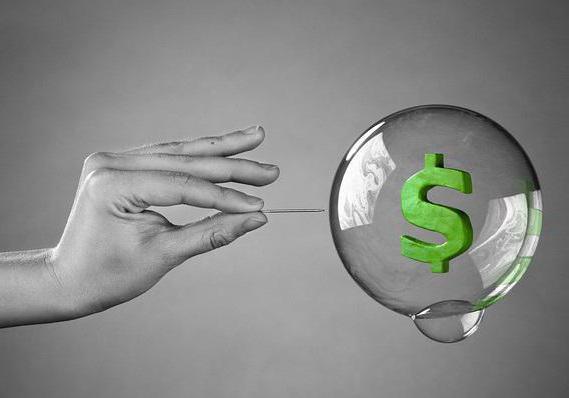 Дефляции - это: причины, примеры, последствия