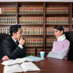 Взыскание морального вреда: заявление, судебная практика