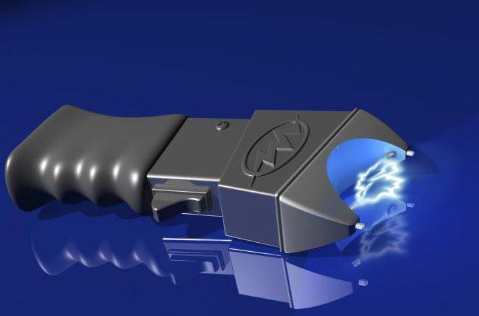 Как выбрать оружие для самообороны? Виды оружия