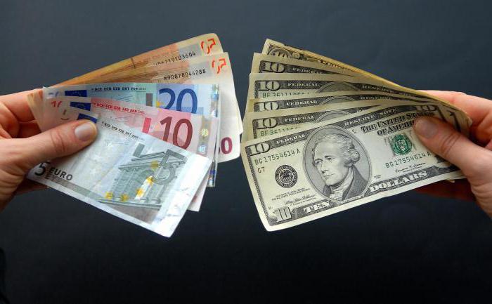 валютный счет какой счет