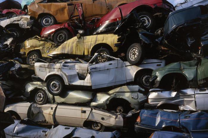 Как утилизировать автомобиль: порядок действий