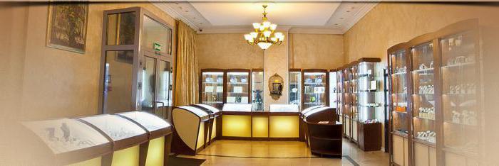 Магазины Адамас в Москве: адреса и описание