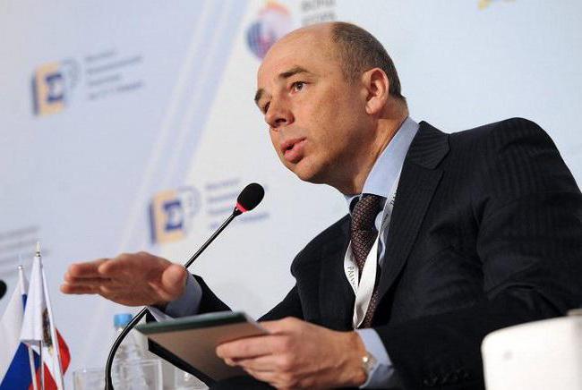 Министр финансов России: прошлое и настоящее