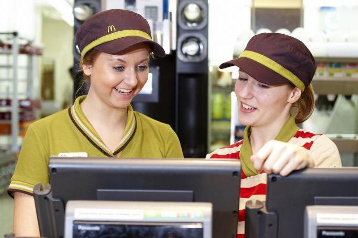 Возраст работе не помеха, или Со скольки лет можно работать в Макдональдсе и в других организациях?
